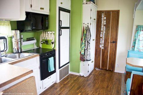 RV Kitchen Makeover Ideas 031