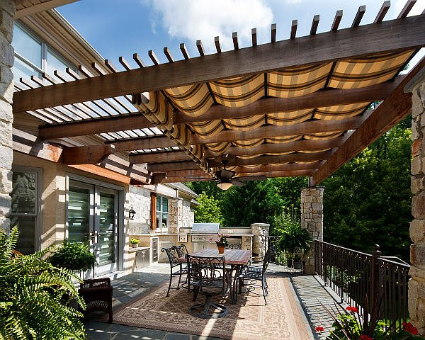 Covered Pergola Designs for Best Shade Ideas (Consumer Guide) on Covered Pergola Ideas  id=79799