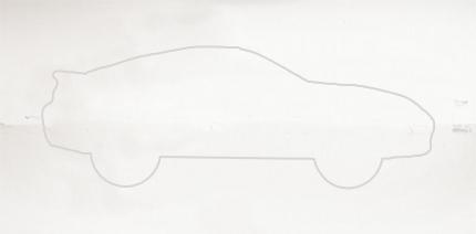 Invisible Hyundai Car