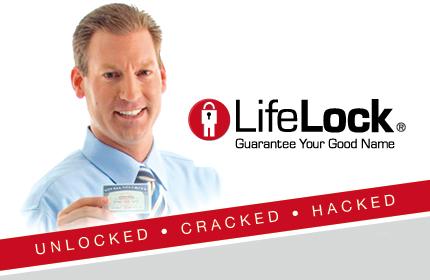 LifeLock Hacked Cracked Stolen Identity Broken