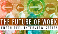 Future of Work Interview Series Badge