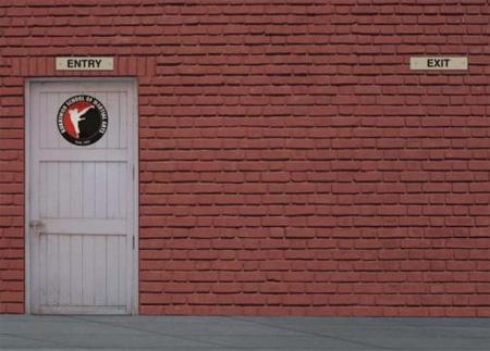Martial Arts School Ad