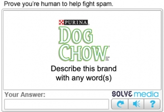 Purina Dog Chow Brand Tags Captcha