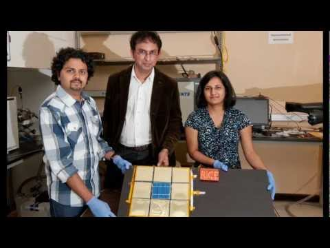 Electric Spray Paint Creates Batteries on Any Surface