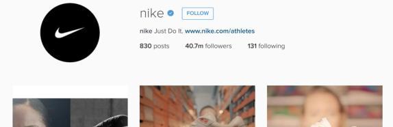 Nike-Instagram