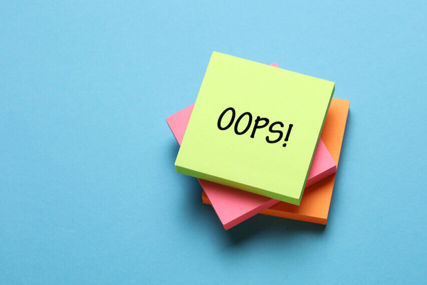 3 Common Digital Marketing Mistakes