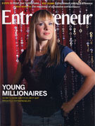 October 2007 Entrepreneur Cover