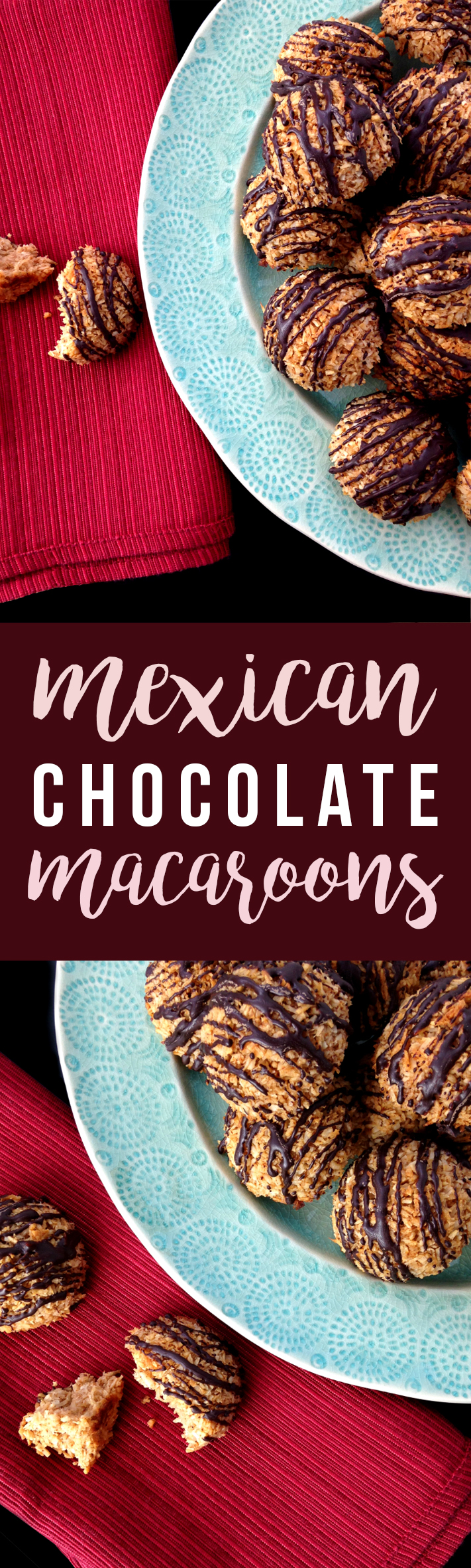Mexican Chocolate Macaroons | Fresh Planet Flavor