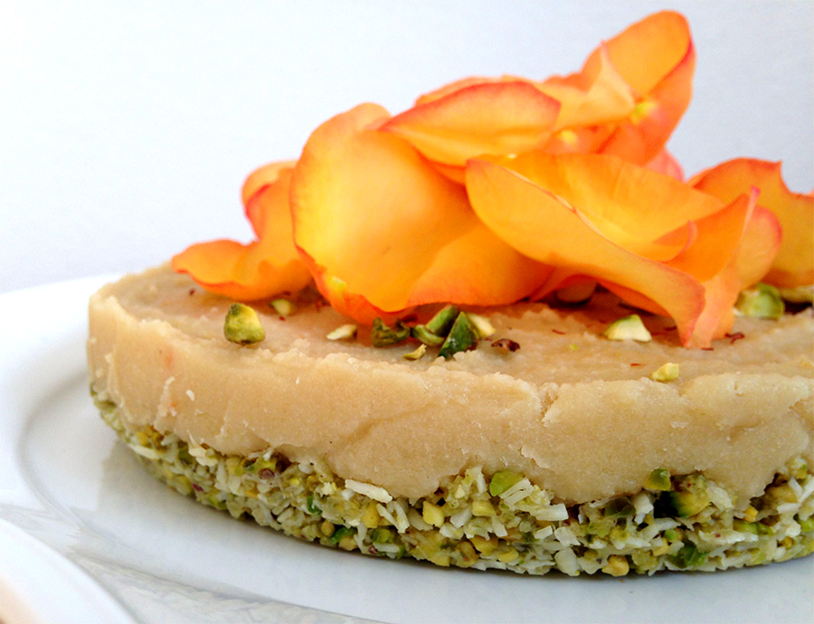 Raw Cashew Persian Dreamcake Whole