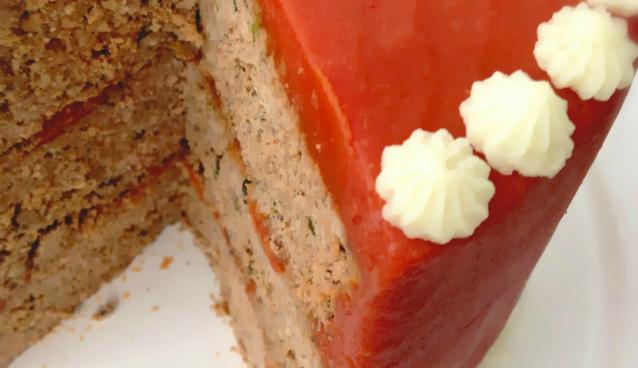 Meat Cake - GrokGrub Featured