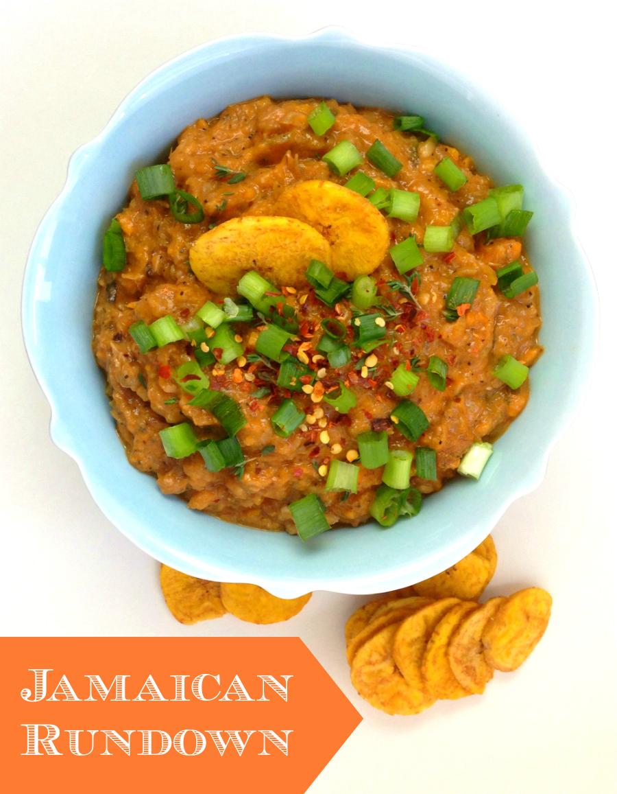 jamaican rundown  fresh planet flavor