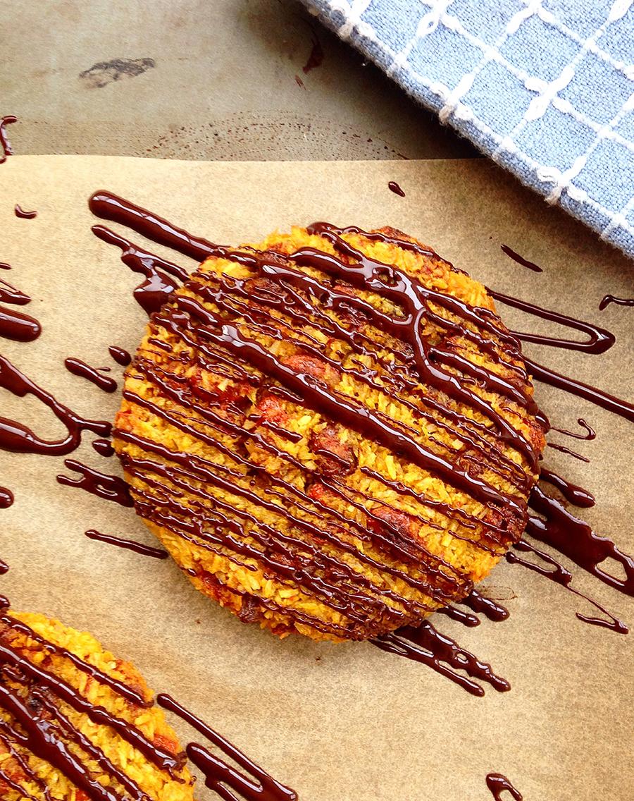 Goji Cookies (Grain-free, Dairy-free, Gluten-free, Paleo) | Fresh Planet Flavor