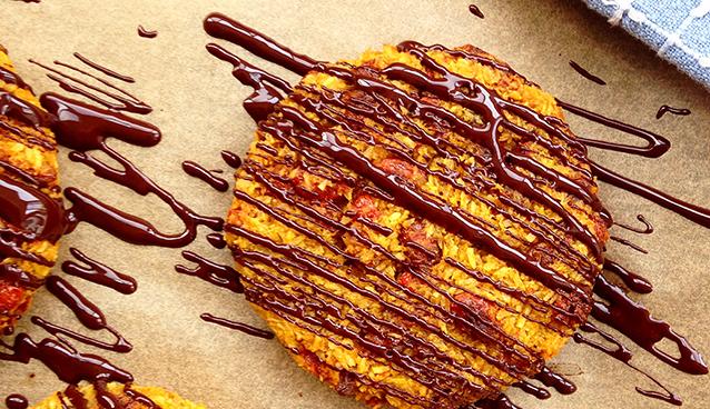 Goji Cookies (Grain-free, Dairy-free, Gluten-free, Nut-free, Paleo) | GrokGrub.com