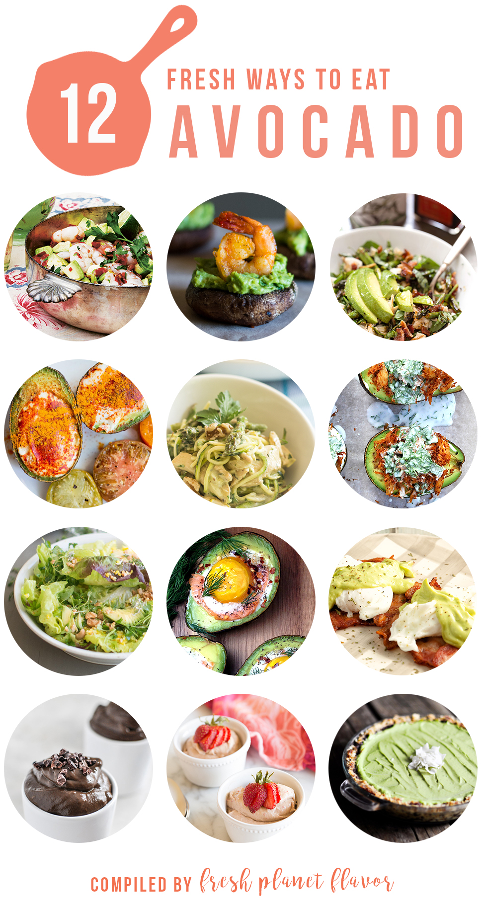 12 Fresh Avocado Recipes | Fresh Planet Flavor