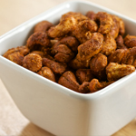 Curried Cashews: 75 Healthy Kid-Friendly Snacks (allergy-friendly for every occasion) | GrokGrub.com
