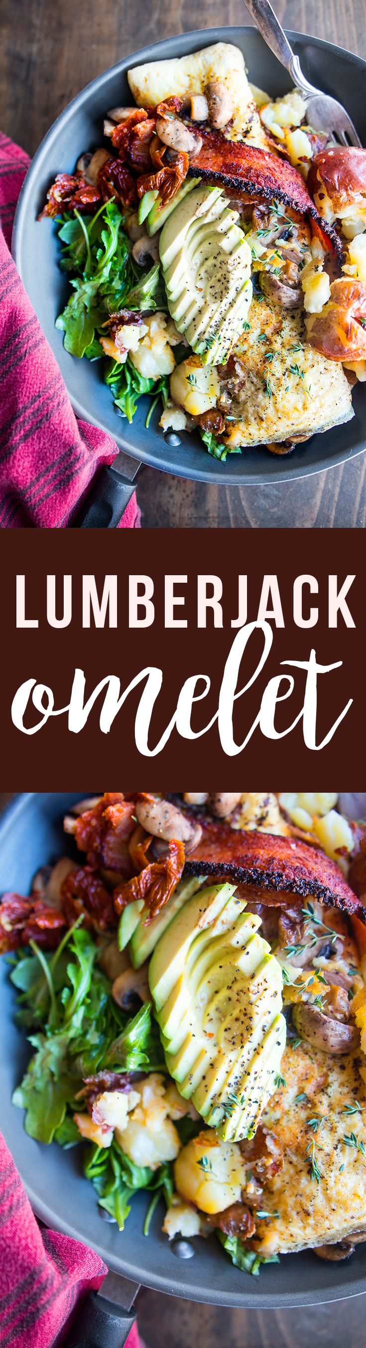 Lumberjack Omelet (and How to Decode Egg Cartons) | Fresh Planet Flavor