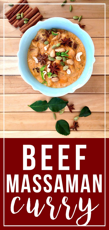 Beef Massaman Curry (grain/dairy/sugar-free, paleo)