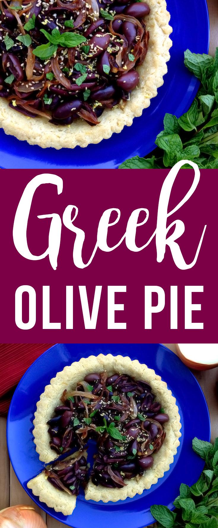 Greek Olive Pie (grain/dairy/sugar-free, paleo)