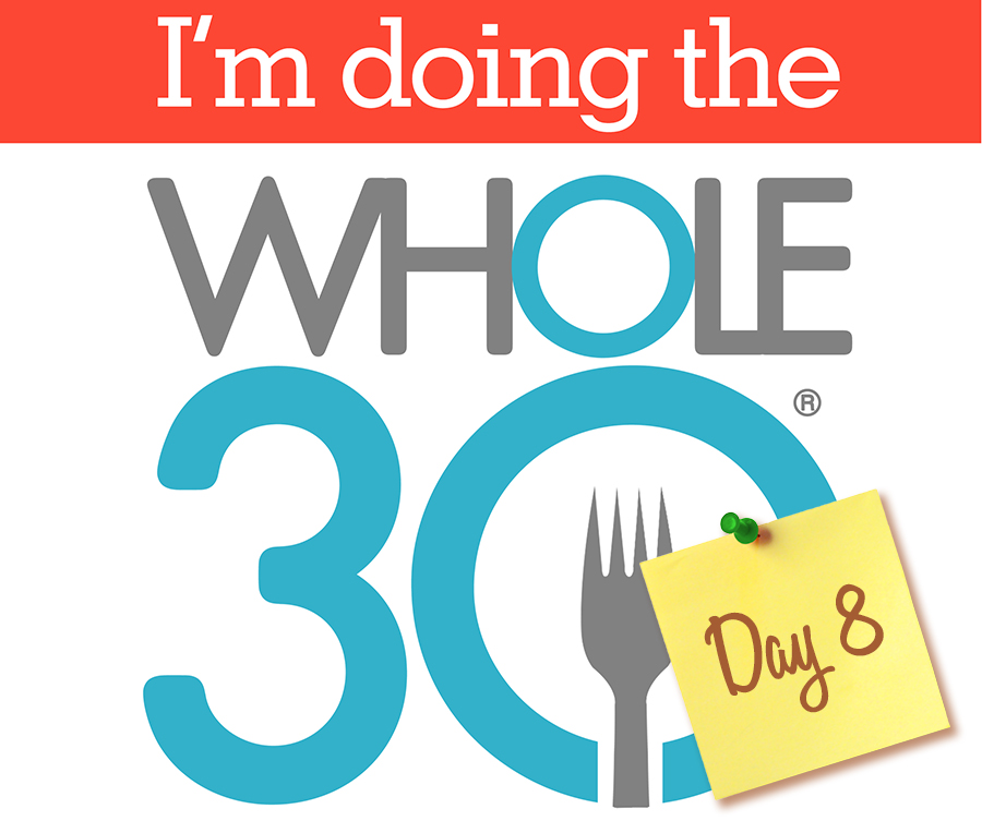 Whole30 - Day 8