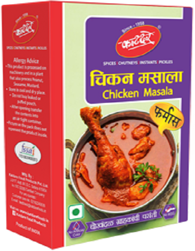 farmas chicken masala online   satara   wakad