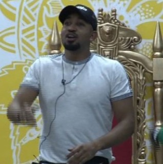#BBNAIJA2019: 30-year Old Banker, Jeff Becomes The First 'head Of House'