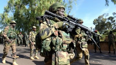 Nigerian Military Ranked 4th Most Powerful Force In Africa