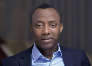 #RevolutionNow: NLC Begs FG To Release Sowore, Others