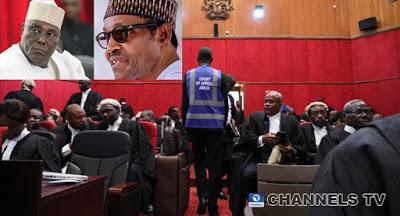 Buhari and Atiku tribunal
