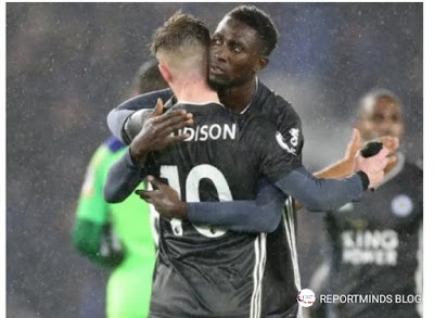 Wilfred Ndidi Celebrates 100th Appearance For Leicester With A Win