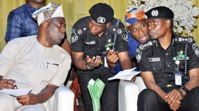 JUST IN!!! Tension As Oyo Gov Makinde Attacked In Kogi Hotel By Masked Security Men