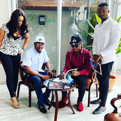 Mercy Congratulates Her Lover, Ike On His Endorsement With Priverevauxng
