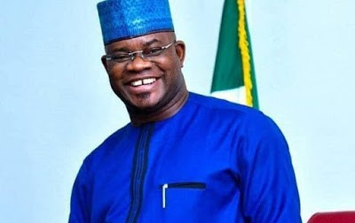 BREAKING: INEC Finally Declares Yahaya Bello Winner After Polling 406, 222 Votes