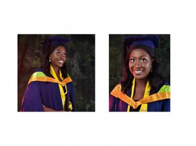 """""""Delay Is not Denial"""" : Student Who Once Failed Jamb Bags First Class In Ibadan Varsity"""