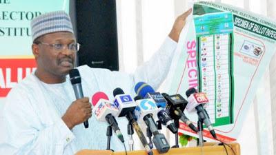 We're Ready For Kogi, Bayelsa Poll Says INEC Chairman