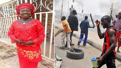 Why We Burnt PDP Women Leader To Death Suspect Confesses279311005290228371