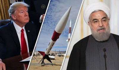 Iran Launched Ballistic Missiles at Bases Housing US Troops