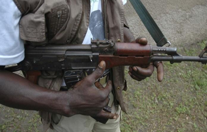 Gunmen In Nigeria