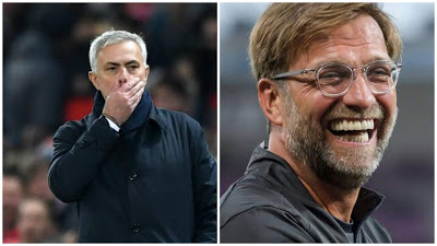 Mourinho Is A World Class Manager - Klopp Admits