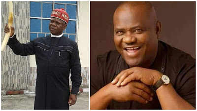 Your Action May Lead You To Early Grave – Monarch, Eze Ofoegbu Warns Wike