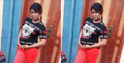 Pregnant woman killed1