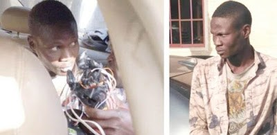 'My Son Is A Christian Not A Muslim - Ezekiel, Nathaniel's Father Insists