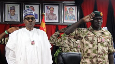 'I've Kept My Promise To End B'Haram' - Buhari