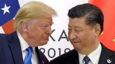 'You Set A Bad Example' – China Blasts Trump