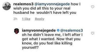 'Why I Left My Husband' - Actress Yvonne Jegede