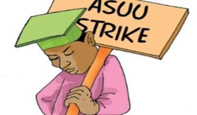 JUST IN: ASUU Begin Indefinite Strike