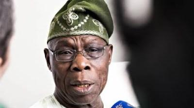 Work, Pray, Stop Folding Your Hands – Obasanjo Tells Nigerians