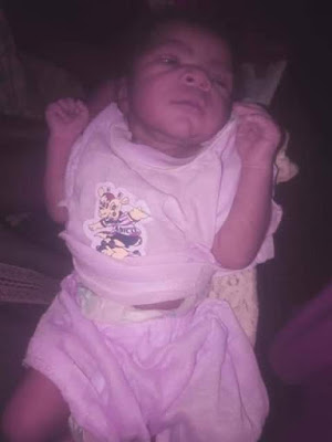 Mother Dumped Day-old Baby With A Note In Katsina