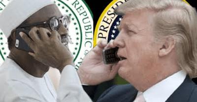 Trump Calls Buhari, Promises Ventilators