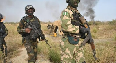 'We Have Destroyed Camps Housing Boko Haram Leaders In Borno' – Nigerian Military