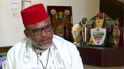Chinese Face Masks Will Kill You, Don't Wear It – Nnamdi Kanu Warns Igbo People